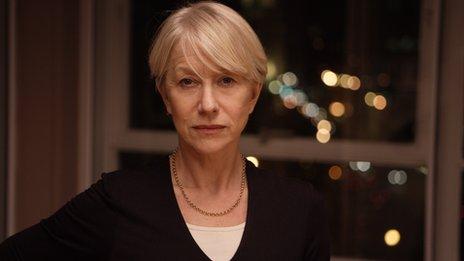 Dame Helen Mirren in Prime Suspect
