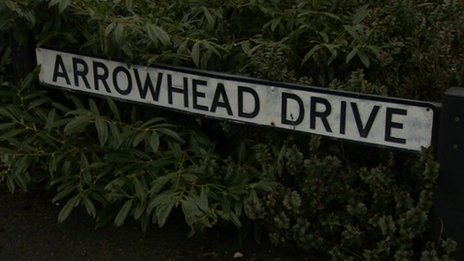Arrowhead Drive, Lakenheath