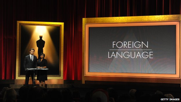 Foreign Language nominations announcement