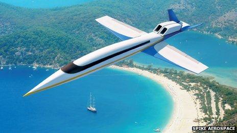 Photo of jet