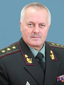 Col Gen Volodymyr Zamana