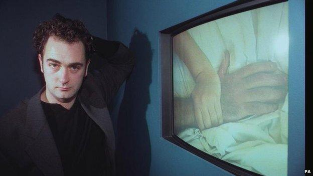 Douglas Gordon 1996