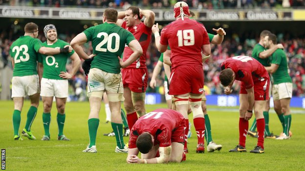 Wales Ireland
