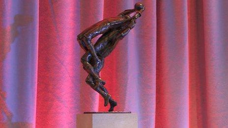 Statue of Arthur Wharton