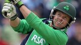 Ed Joyce scored 40 for Ireland