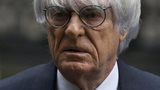 Bernie Ecclestone outside the High Court on 11 November 2013