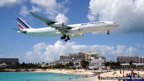 Air France-KLM plane