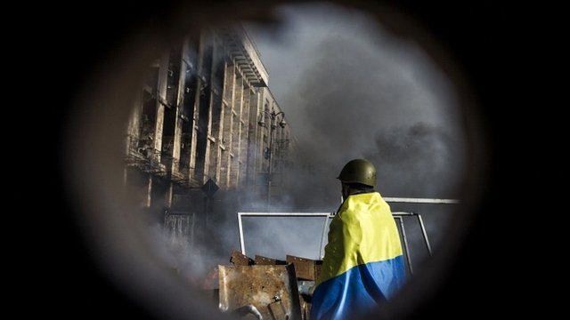 Why is Ukraine in turmoil?