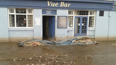 Vue Bar, Worcester