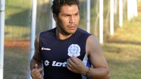 Salvador Cabanas Net Worth Bbc Sport Salvador Cabanas