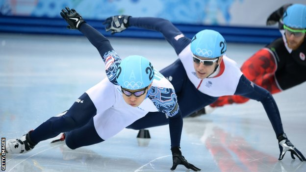 BBC Sport - Sochi 2014: Jon Eley knocked out in Olympic semi-finals