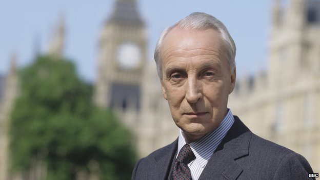 Ian Richardson starred in the original BBC version of House of Cards