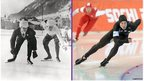 Speed Skating 1924 and 2014