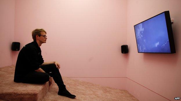 Laure Provost Turner Prize exhibit