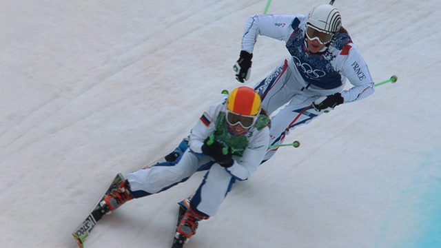 2014 Winter Olympics ski cross