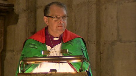 Bishop of Durham Paul Butler