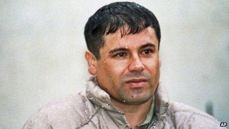 Joaquin Shorty Guzman, 1993