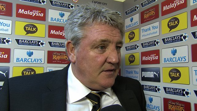 Hull City's Steve Bruce lauds Long-Jelavic partnership