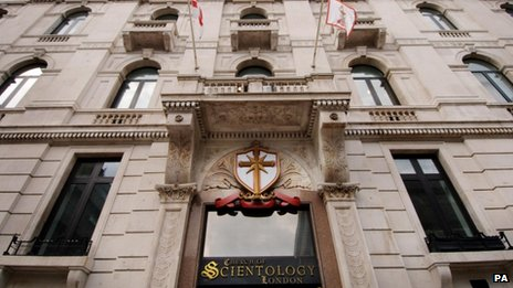 The Church of Scientology of London