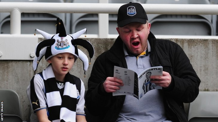 Newcastle v Aston Villa (1330 GMT)