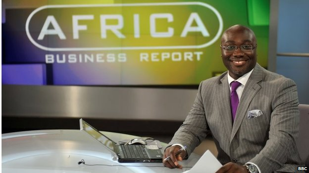Komla Dumor launched Africa Business Report on the BBC World News Channel in 2009
