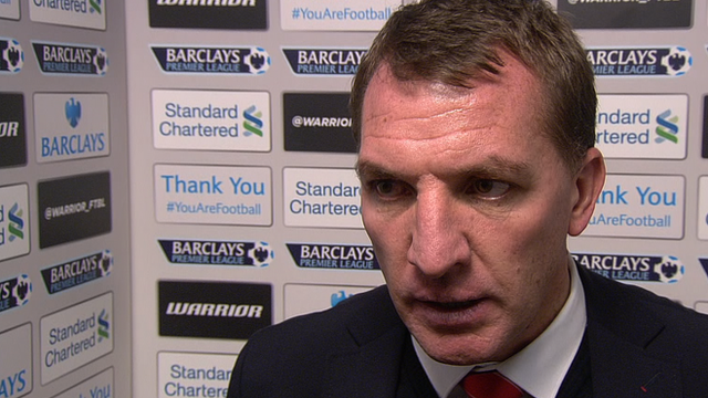Brendan Rodgers salutes 'brilliant win'