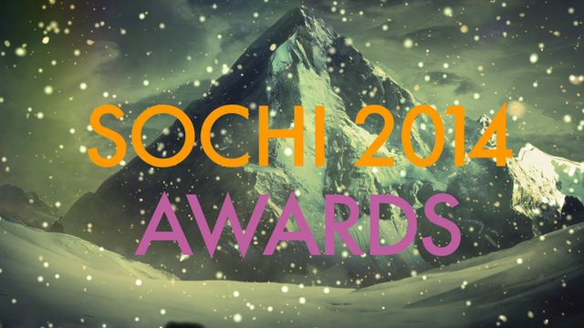 BBC Sport's Sochi 2014 Awards