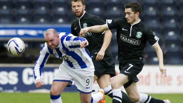 Highlights - Kilmarnock 1-1 Hibernian