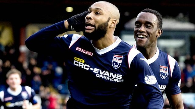 Highlights Ross County 2-1 St Mirren