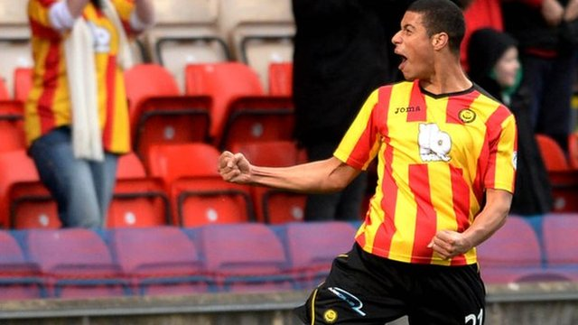 Highlights - Partick Thistle 3-1 Aberdeen