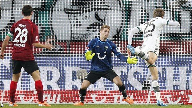 Hannover 96 vs Bayer Leverkusen