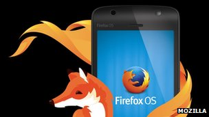 25 smartphone coming from Mozilla