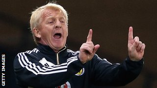 Gordon Strachan believes Group D is the toughest but is relishing the test