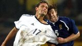 Scotland have not played Germany since 2003