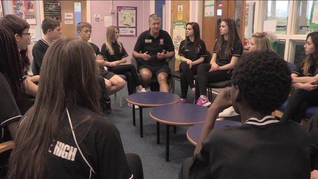 Newbattle Community High School, pupil council