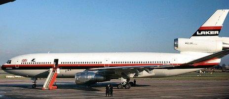 Laker DC-10