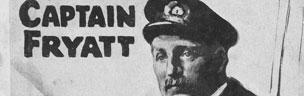 Poster for Capt Fryatt's murder