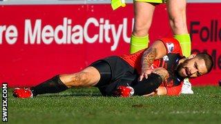 Rangi Chase injured