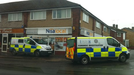Nisa supermarket in Bridgnorth