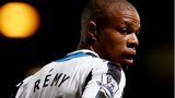 Newcastle United striker Loic Remy