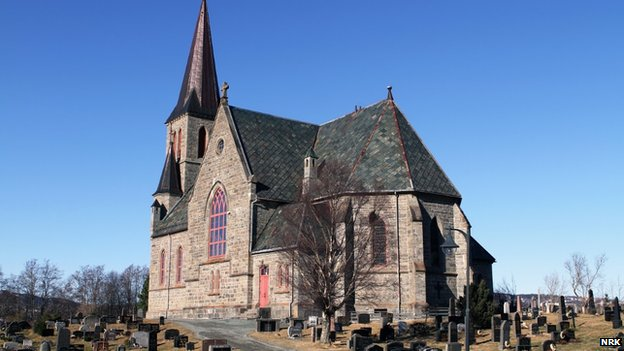 Melhus Church