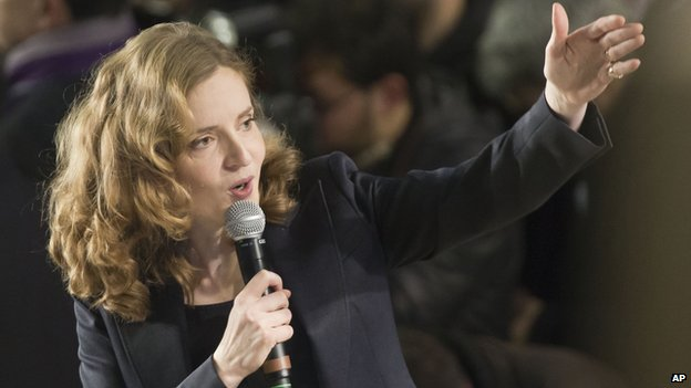 Nathalie Kosciusko-Morizet, Paris mayoral candidate