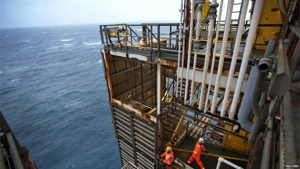 The future of North Sea oil and gas will continue to be a major campaign battleground ahead of the Scottish independence referendum, with another 30-40 years of production predicted.
