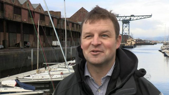 James Stuart, Royal Yachting Association Scotland