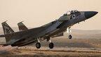 Israeli jets 'strike east Lebanon'