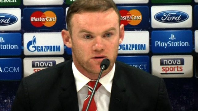 "Wayne Rooney says Manchester United's poor form has ""hurt"" the team"