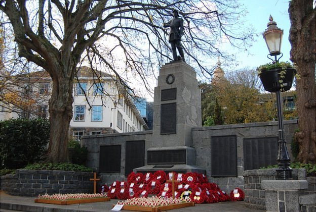 Bailiwick of Guernsey War Memorial