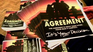 Agreement cover