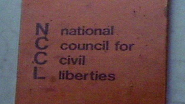 National Council for Civil Liberties logo