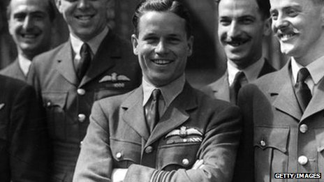 Wing Cdr Guy Gibson